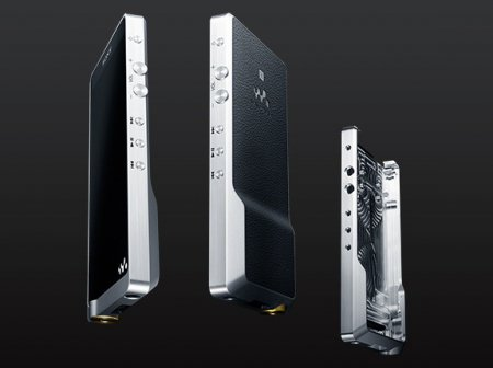 Анонсированы плееры Sony NW-F880 и NW-ZX1 Walkman на Android