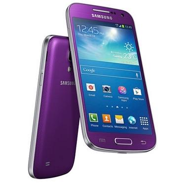 Samsung готовит смартфон Galaxy S4 Mini La Fleur Edition