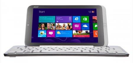 Планшет Acer Iconia W4-820 на Intel Atom Bay Trail выйдет в этом году?