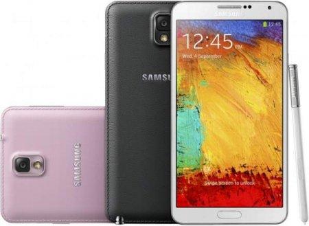 МегаФон предлагает Samsung Galaxy Note 3 по выгодной цене
