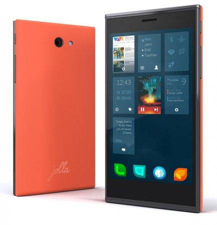 Раскрыты полные характеристики смартфона Jolla на базе Sailfish
