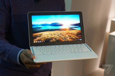 Google анонсировала хромбук HP Chromebook 11 по цене $279
