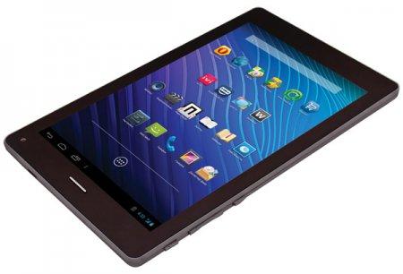 """Четырёхъядерный 7"""" планшет Ritmix RMD-758 с поддержкой 3G и GPS"""