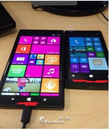 Планшетофон Nokia Lumia 1520 появился на новой фотографии
