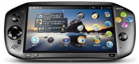 Much i5 — смартфон со встроенными игровыми кнопками