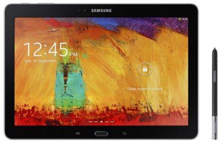 Планшетный компьютер Samsung Galaxy Note 10.1 (2014 Edition) представлен официально
