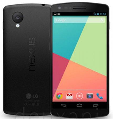 Утечка: Известна стоимость смартфона Google Nexus 5