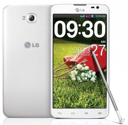 Новый смартфон LG G Pro Lite с 5,5-дюймовым дисплеем и емкой батареей