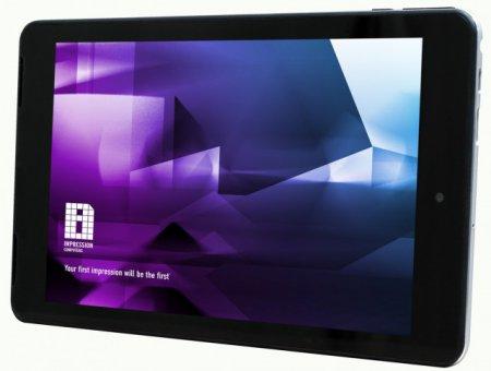 Impression ImPAD 5313 – ультратонкий планшет с четырехъядерным процессором
