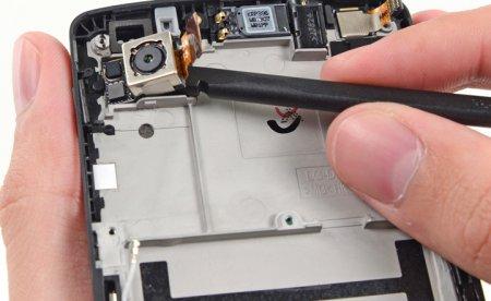 Вскрытие показало: смартфон Nexus 5 обладает хорошей ремонтопригодностью