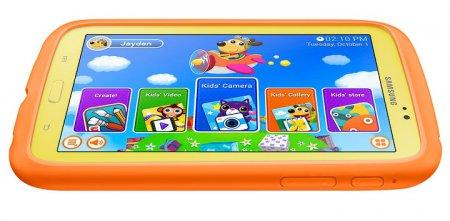 Детский планшет Samsung Galaxy Tab 3 Kids обойдётся в 10 000 рублей