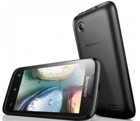 Lenovo A369i и A516 – доступные новинки на рынке смартфонов