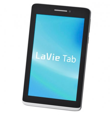 Android-планшет NEC LaVie Tab S с 7-дюймовым дисплеем