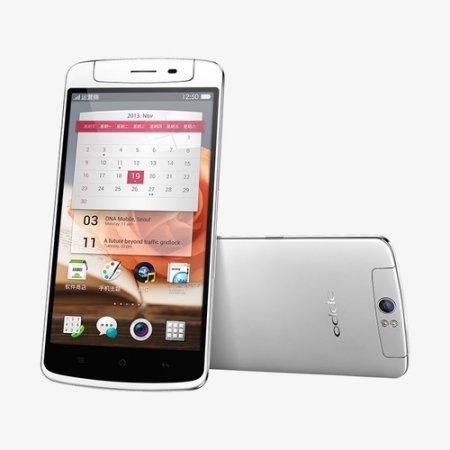 Смартфон с поворотной камерой Oppo N1 появился в продаже за $574