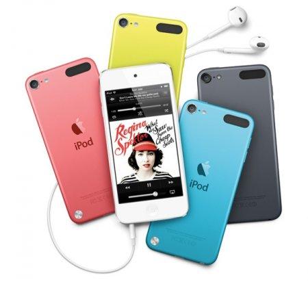 лееры Apple iPod отпраздновали двенадцатилетие