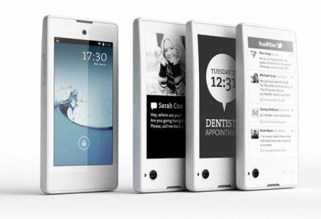Смартфон YotaPhone c двумя экранами появится в продаже в декабре