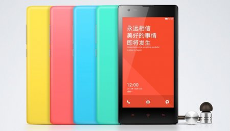 Xiaomi готовит смартфон Red Rice 2 с восьмиядерным процессором