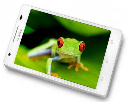 Экстремально-технологичный смартфон Huawei Honor III