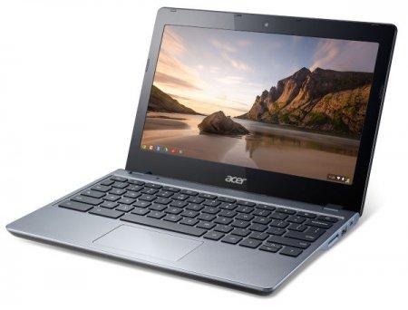 Хромбук Acer Chromebook C720-2848 на Intel Haswell поступил в продажу по цене $200