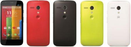 Motorola выпустит специальные версии Moto G с поддержкой двух SIM-карт
