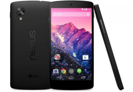 Смартфон Nexus 5 поступил в продажу в России по цене 18 000 рублей