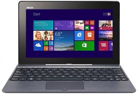 Ноутбук-трансформер ASUS Transformer Book T100 доступен на Украине