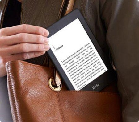 Amazon может выпустить в 2014 году Kindle Paperwhite с плотностью экрана E-Ink 300ppi