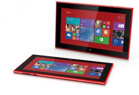 Nokia может выпустить 8-дюймовый планшет в первом квартале 2014 года
