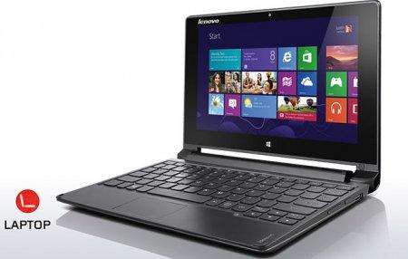 Lenovo Flex 10 — нетбук с открывающимся на 300 градусов экраном