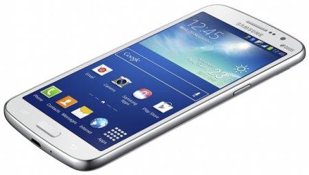 Смартфон Samsung Galaxy Grand 2 получил 5,25-дюймовый дисплей