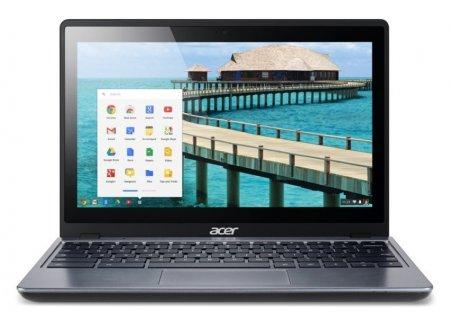 Сенсорный хромбук Acer C720P Chromebook будет доступен в декабре по цене $300