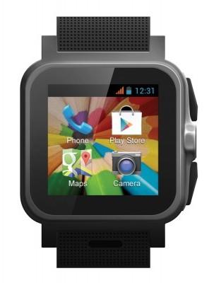 iconBIT CALLISTO 100 - полнофункциональный GSM 3G-телефон с IPS-дисплеем в форме часов