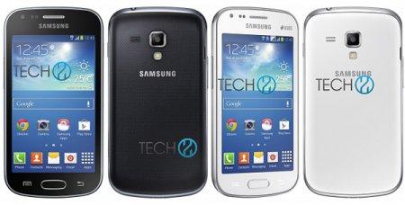 Бюджетный «двухсимник» Samsung Galaxy S Duos 2 замечен в Венгрии
