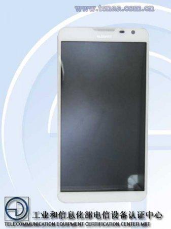 Появились изображения смартфона Huawei Ascend Mate 2 с экраном размером 6,1 дюйма
