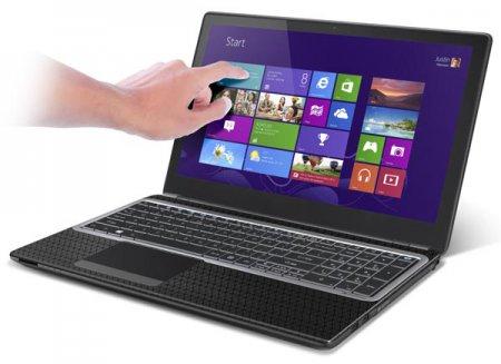 Цены на первые сенсорные ноутбуки Gateway в сериях LT и NV стартуют с $330