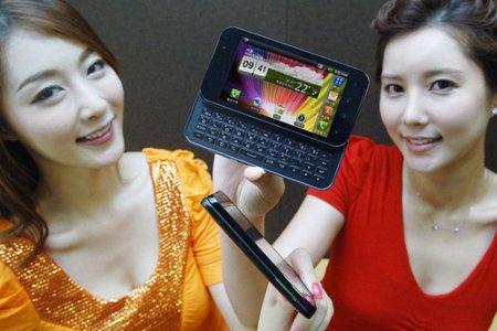 LG готовит смартфон-слайдер Optimus F3Q