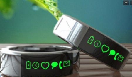 """Smarty Ring: """"умное"""" кольцо как конкурент смарт-часов"""