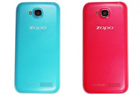 Zopo ZP700: недорогой смартфон с доставкой в Россию
