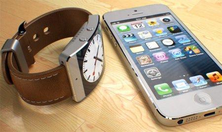 «Умные» часы iWatch с беспроводной зарядкой выйдут в октябре 2014 года