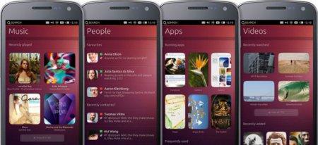 High-end смартфоны в 2014 году будут работать под Ubuntu Touch