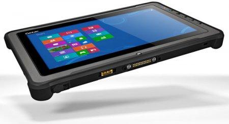 Начались поставки планшетов в усиленном исполнении Getac F110 на процессорах Intel Haswell