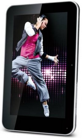 7-дюймовый Android-планшет Genius GP-720 доступен на Украине