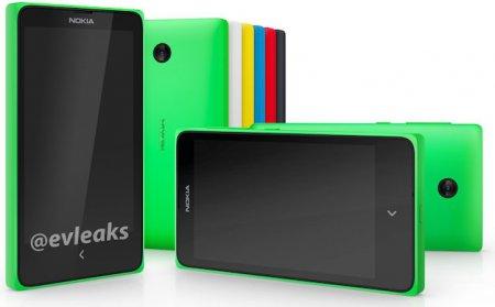 Новое изображение Android-смартфона Nokia Normandy в разноцветных корпусах