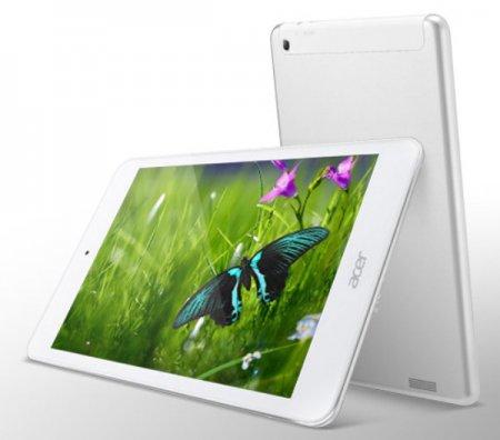 Новый планшет Acer Iconia A1-830 в металлическом корпусе