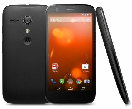 Анонсирован смартфон Moto G Google Play Edition с эталонной ОС Android 4.4 KitKat