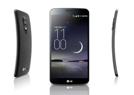 Гибкий дисплей LG G Flex «пузырится»