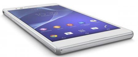 Официальный анонс смартфонов Sony Xperia T2 Ultra и Sony Xperia T2 Ultra Duos