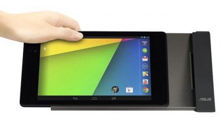 ASUS PW100 и ASUS Dock for Nexus 7 (2013) – две новые подставки для зарядки мобильных устройств