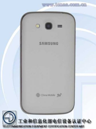 Смартфон Samsung Galaxy Grand Neo GT-I9168 сертифицировали в Китае