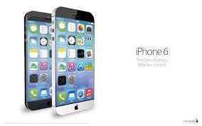 Созданы концепты iPhone 6 на основе слухов